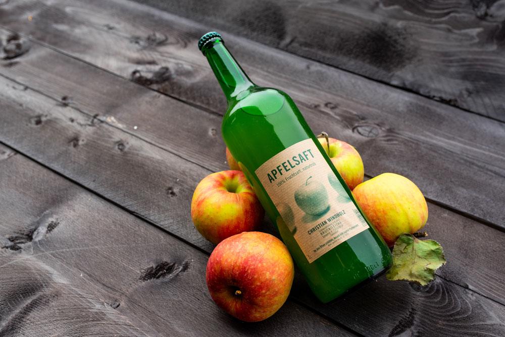 Christian Windholz - Apfel, Apfelsaft