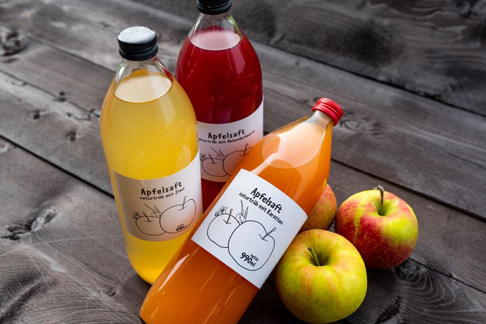 Obstbau Leeb - Apfelsaft