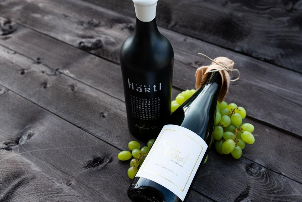 Toni Hartl - Wein